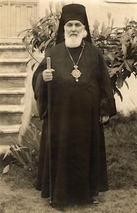 Митрополит Сухумский и Абхазский Антоний (Гигинейшвили)