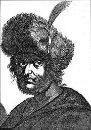 Вор. С изображения конца XVII века