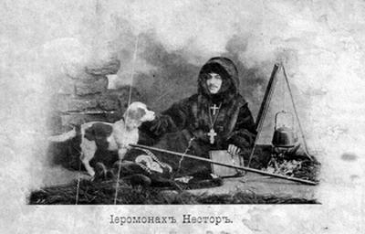 Иеромонах Нестор (Анисимов) на Камчатке