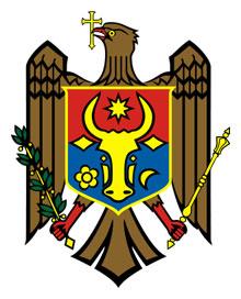 Современный герб республики Молдовы