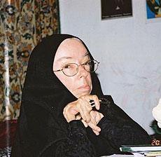 Схимонахиня Рафаила († 2005)