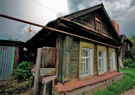 Самара. Дом, в котором жила Зоя