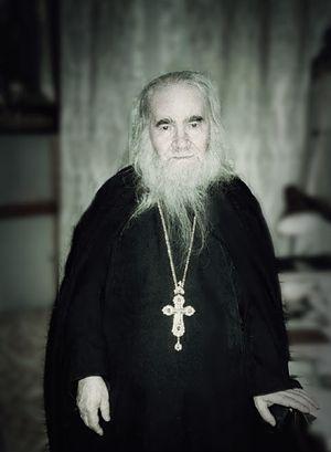 Старец Псково-Печерского монастыря Адриан (Кирсанов)