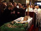 В Белграде состоялось отпевание Патриарха Павла