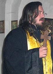 Священник Андрей Николаев. Убит вместе с семьей 2 декабря 2006 г.
