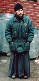 Священник Анатолий Чистоусов. Убит в чеченском плену 14 февраля 1996 г.