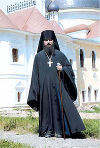 Архимандрит Герман (Хапугин). Убит 26 июля 2005 г.