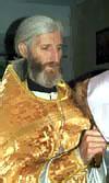 Священник Игорь Розин. Убит фанатиком мусульманином 13 мая 2001 г.