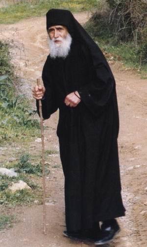 St. Paisios the Hagiorite.