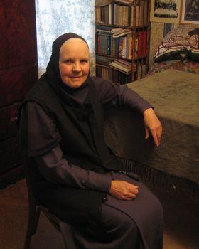 Монахиня Серафима (Фордхем)