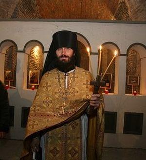 Игумен Иоанн (Абасашвили)