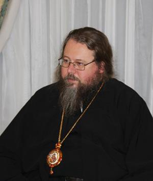Беседа с Архиепископом Вашингтонским, Митрополитом всей Америки и Канады Ионой