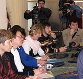 В Москве прошел XIV Всероссийский фестиваль-семинар «Православие на телевидении, радио и в печати»