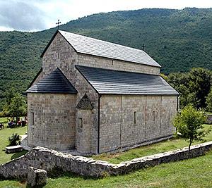 Монастырь Успения Пресвятой Богородицы в Пиве. Фото: иером.Игнатий Шестаков