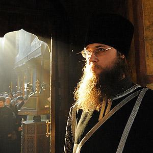 Иеродиакон Серафим<br>Фото: В.Корнюшин / Православие.Ru