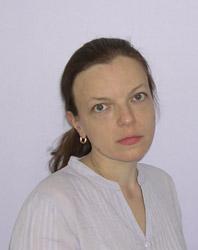 Вера Скибицкая, редактор Издательства Московской Патриархии