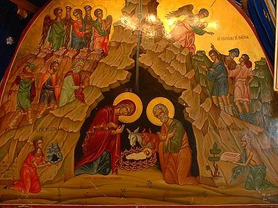 """He Bowed the Heavens and Came Down"": Reflections on the Nativity of Christ"
