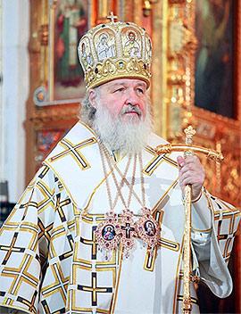 Загрузить увеличенное изображение. 400 x 543 px. Размер файла 84701 b.  Фото: Пресс-служба Патриарха Московского и всея Руси