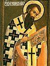 Божественная литургия в день празднования Обрезания Господня и памяти святителя Василия Великого в Сретенском монастыре
