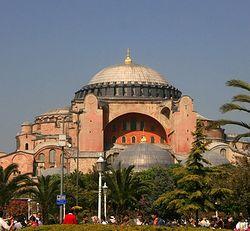 Стамбул. Собор Святой Софии
