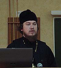 Иерей Михаил Васильев