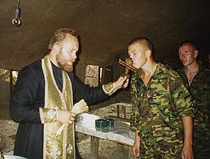Крещение в Чечне