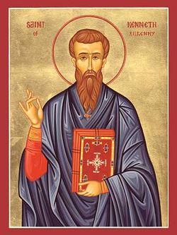 Преподобный Кеннет Ирландский