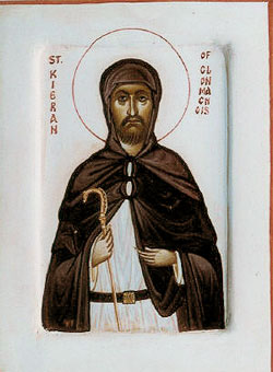 Преподобный Киаран Ирландский