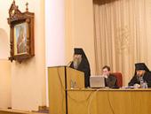 Доклад епископа Саратовского Лонгина