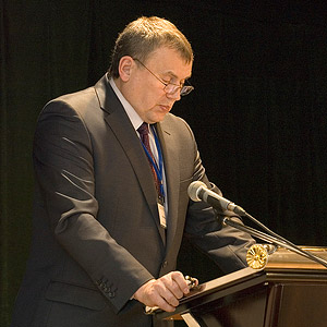 Председатель Законодательного собрания Забайкальского края Анатолий Павлович Романов