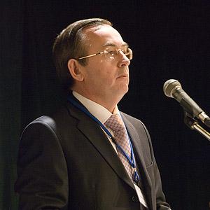 Заместитель председателя Правительства Иркутской области Александр Петрович Моисеев