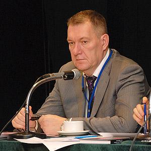 Заместитель председателя Правительства Республики Калмыкия Олег Иванович Клименко