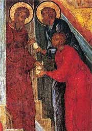 Icon, the Prodigal Son