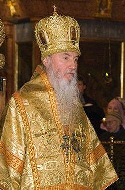 Архиепископ Берлинский и Германский Марк. Сретенский монастырь
