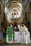 Православные верующие Франции почтили память святого Антония Великого