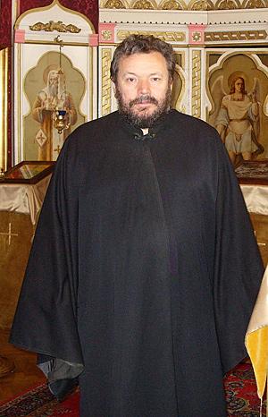 Протоиерей Иоанн Кадар