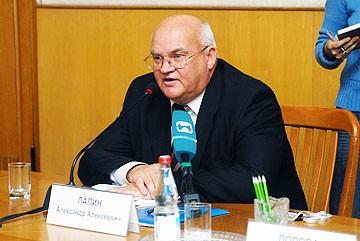 Глава Издательского дома «Свободная пресса» Александр Лапин