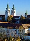 Святыни Соборной горы баварского Фрайзинга