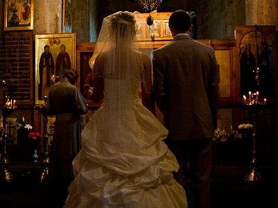 О вступлении в брак