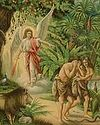 Слово в Прощеное воскресенье. Воспоминание Адамова изгнания