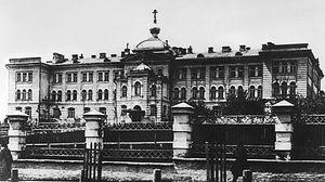 Здание Пензенской Духовной Семинарии