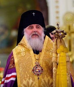 Загрузить увеличенное изображение. 412 x 486 px. Размер файла 95481 b.  Архиепископ Истринский Арсений. Фото: Патриархия.Ru
