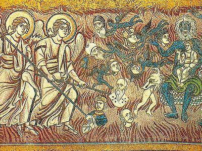 Противоречат ли вечные муки Божией любви, <BR>или Соблазны оригенизма в наши дни