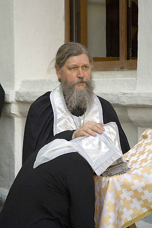 Исповедь. Фото: Антон Поспелов / Православие.Ru
