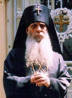 Прп. Зиновий, в схиме Серафим (Мажуга), митрополит Тетрицкаройский