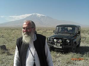 В поисках Византии. Под горой Арарат (Турция)