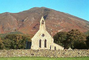Загрузить увеличенное изображение. 640 x 432 px. Размер файла 120890 b. Донорманнская церковь во имя святой Беги в Камбрии