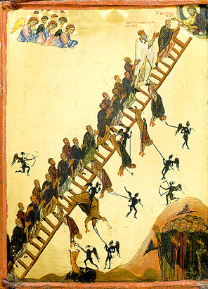 The Ladder of Divine Ascent.