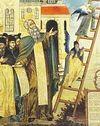 Всенощное бдение накануне Недели 4-й Великого поста в Сретенском монастыре
