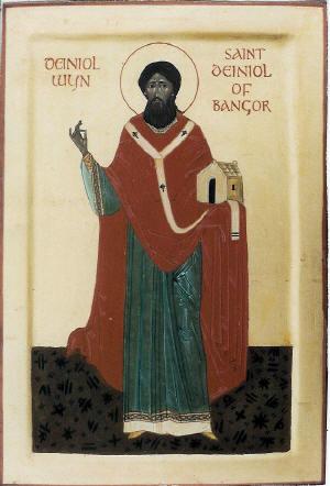 Святитель Даниил Бангорский